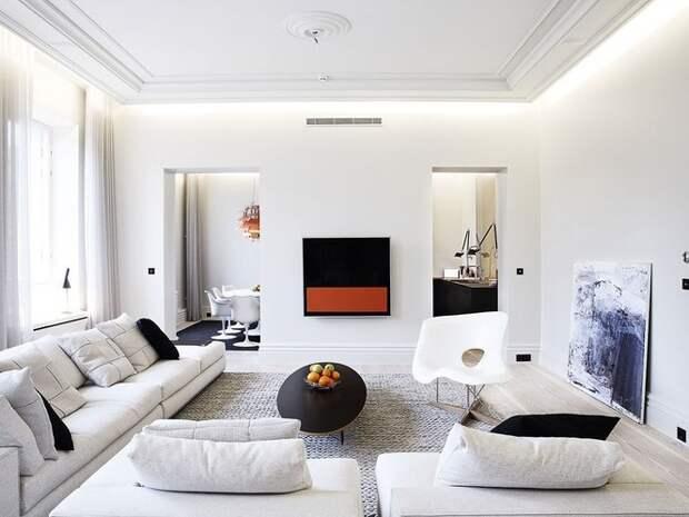 Белая мебель3