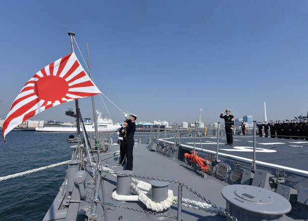 """""""Нужно душить ее"""". Японцы призвали готовиться к войне с Россией"""