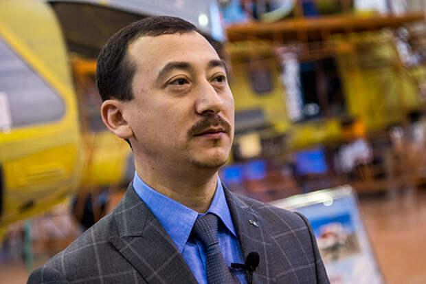 Одним из вероятных кандидатов называют Вадима Лигая-младшего (на фото) — первого зама управляющего директора, сына прежнего руководителя КВЗ