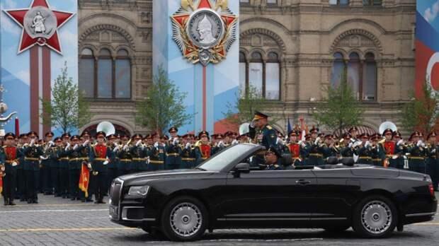 Японцы восхитились новым российским лимузином Aurus Senat