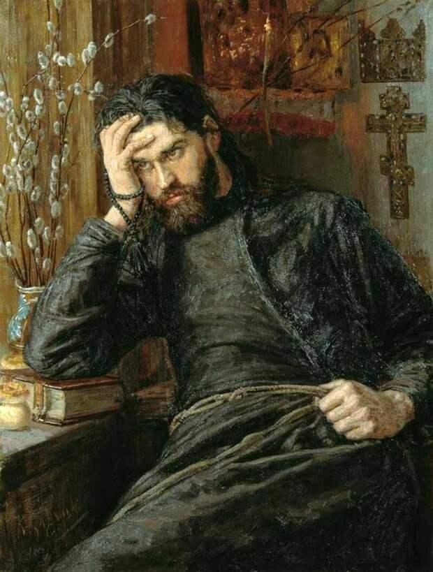 Инок, Карины Савицкого. Общественное достостояние