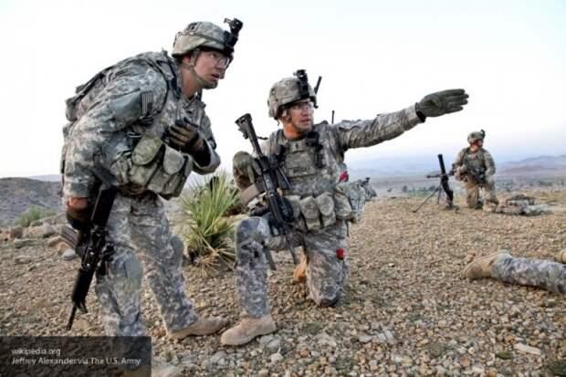 МИД Китая назвал ударом по стабильности вывод войск США из Афганистана