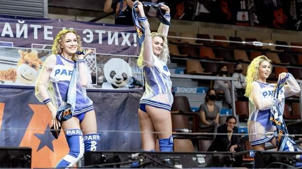 «Парма» впервые вышла в плей-офф Единой лиги ВТБ
