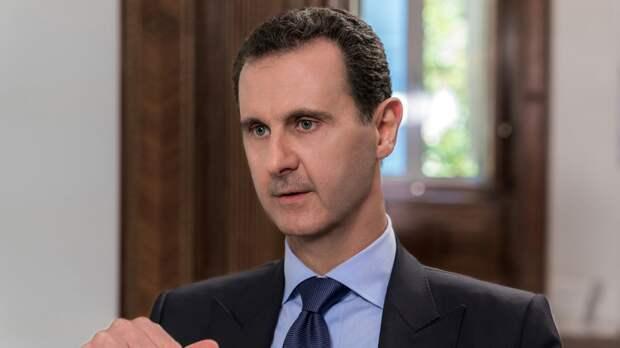 Башар Асад прокомментировал заявления США об уничтожении аль-Багдади
