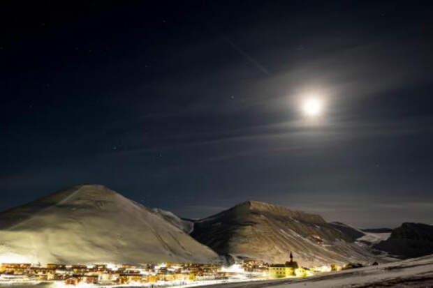 Норвежский город, в котором запрещено умирать