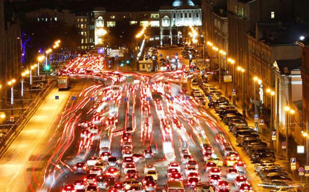 Москву назвали самым пробочным городом в Европе. Вы всё врете — ответили в столице