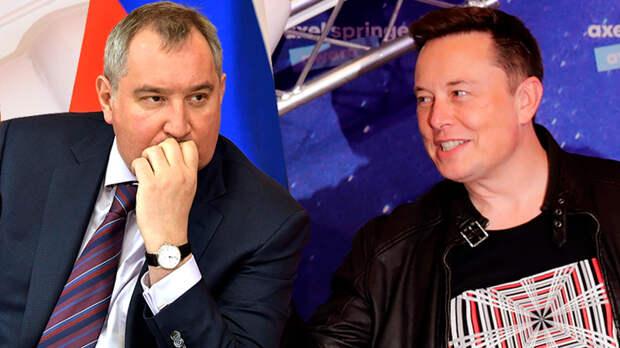 Зачастил в Россию. Илон Маск начнёт работать на Роскосмос