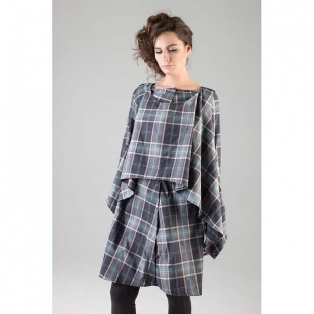 Платье-рубашка Layers
