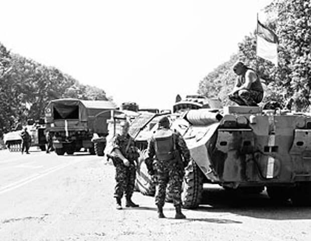 Не желающие ехать в зону «спецоперации» украинские военные подняли бунт в Запорожье