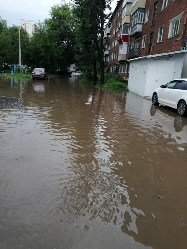 Около 400 заявок поступило от жителей Ижевска на ликвидацию последствий непогоды