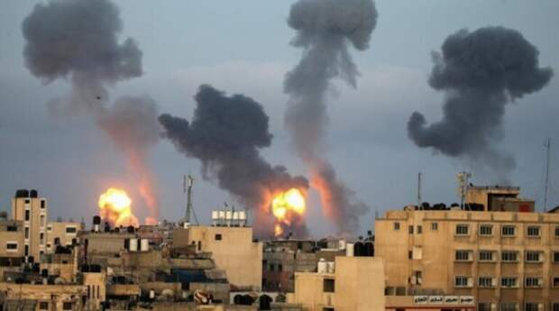 Сирены воздушной тревоги вновь прозвучали в израильских населенных пунктах