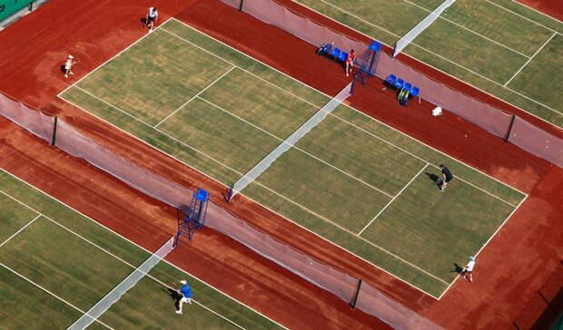 Теннисный центр появится назаброшенной территории вПриокском районе
