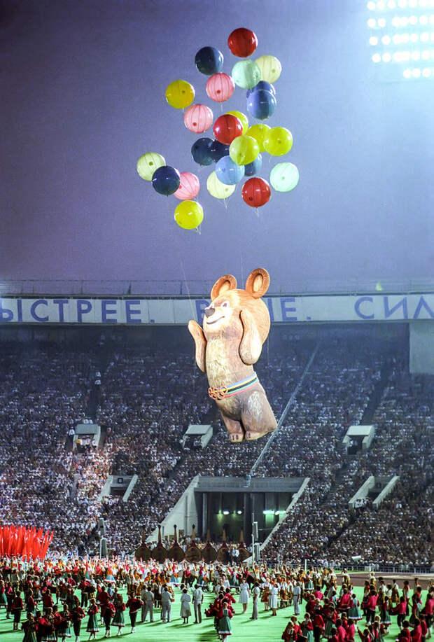 Правда и ложь об олимпийском Мишке. Как Виктор Чижиков придумал и нарисовал символ Олимпиады-80, фото № 30
