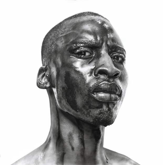 Нигерийский художник.