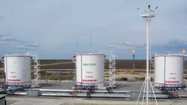 Нефть вБелоруссию придет сЯмала