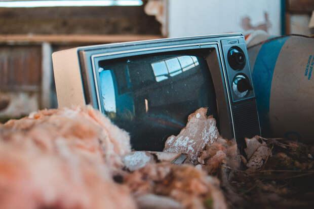Неисправный телевизор стал причиной гибели целой семьи в Тамбовской области