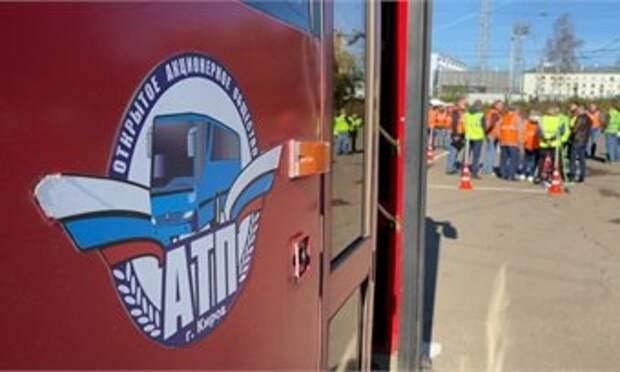В Кирове назвали имя лучшего водителя автобуса (+ видео)
