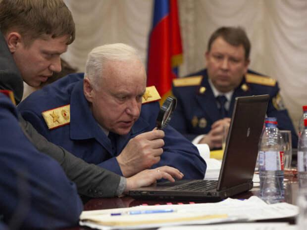 Философ Жижек вызвал на дебаты главу СК РФ Бастрыкина