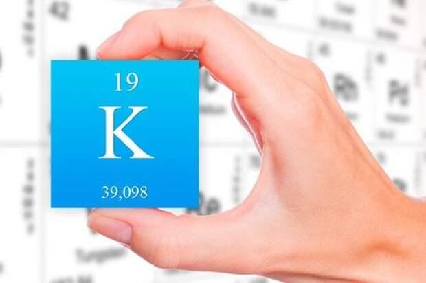 Калий — важный микроэлемент