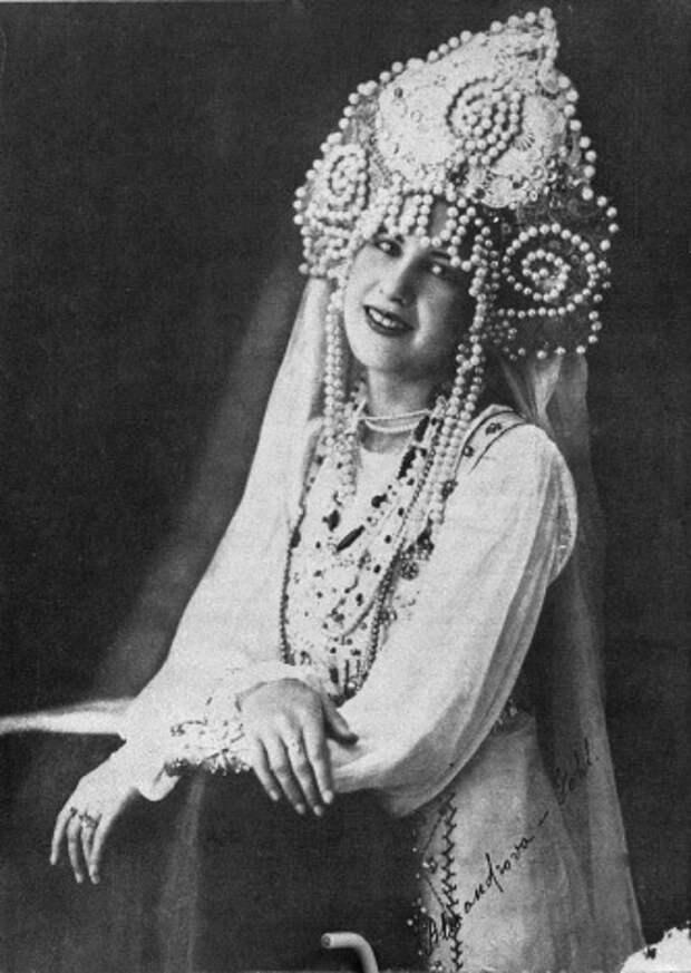 Мисс Россия 1932 Нина Поль. фото
