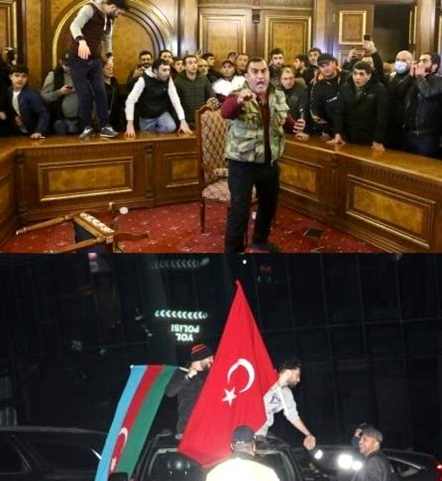 Ара, ара, ты майданил, так пойди-ка поскачи (а Карабах выстоял)