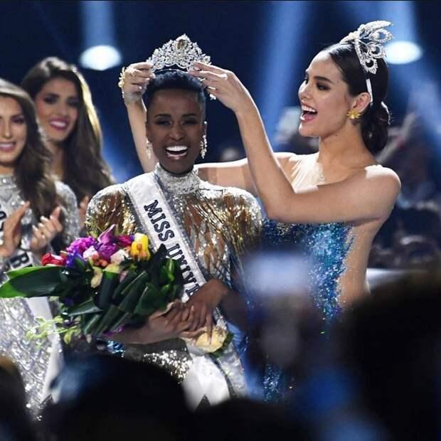 Из грязи в князи: Мисс Вселенная 2019