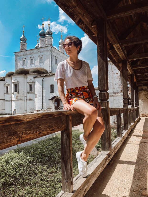 Редкий по красоте храм-дворец в Переславле-Залесском