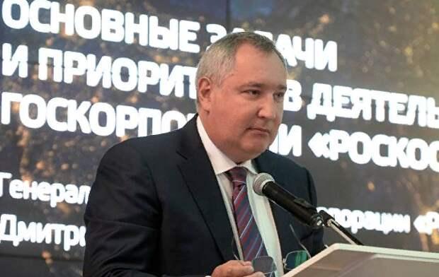 Рогозин предложил испытать систему спасения космонавтов на разработчиках