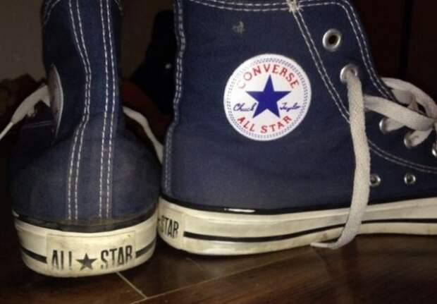 Старайтесь не доводить обувь до подобного состояния / Фото: stirkauborka.ru