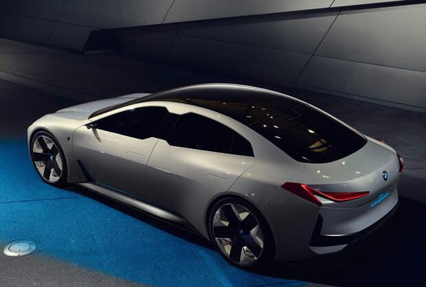 BMW i Vision Dynamics фото 1