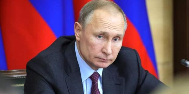 Путин оценил отношения между РФ и Китаем