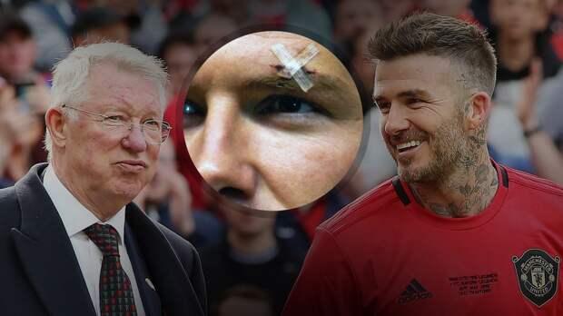 «Фергюсон не сдержался и въехал Бекхэму!» Канчельскис раскрыл скандальную историю из раздевалки «Манчестер Юнайтед»