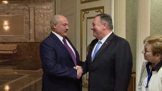Запад колеблется в отношении Лукашенко