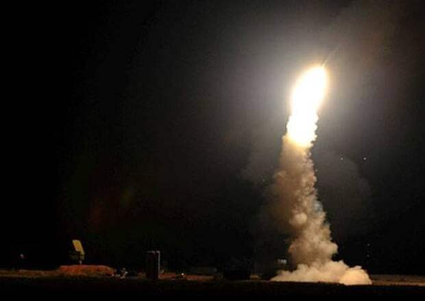 Перехвачено не менее 8 ракет. Атака сирийской базы Т-4