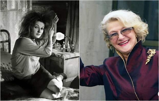 Легендарная актриса, прославившаяся в отечественном кинематографе благодаря своему актерскому таланту и многочисленным режиссерским работам.
