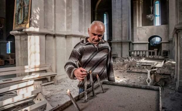 Когда храмы равняют с сортиром. Юлия Витязева
