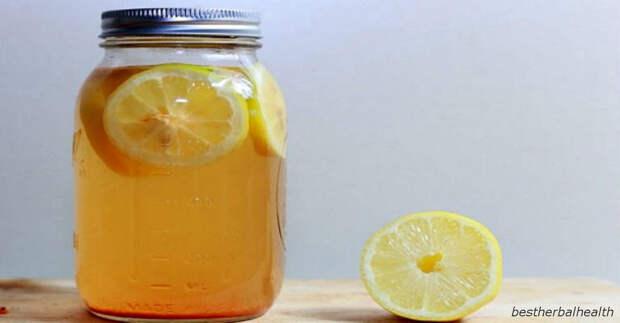 Имбирная вода - лучший способ сжечь жир на бедрах и талии. Вот что делать