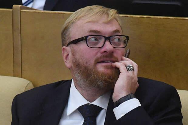 Милонов обвинил «иностранных содомитов» в блокировке аккаунта в TikTok