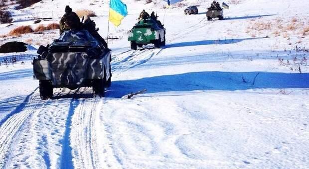 Украинская армия попала в новый «котёл» в Донбассе