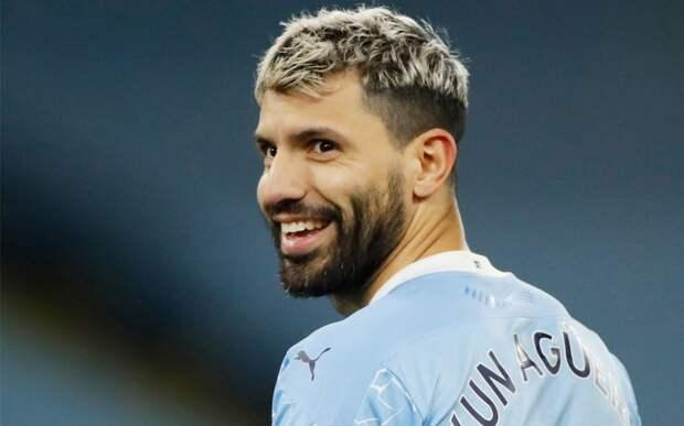 Агуэро остался в запасе в своем последнем матче в АПЛ за «Манчестер Сити»