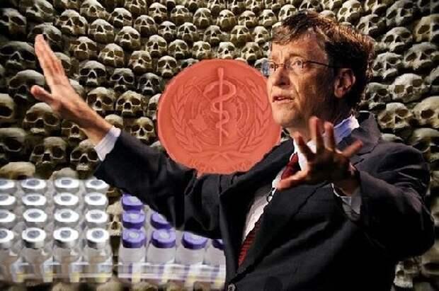 Вред здоровью, здоровье, Пандемия, Билл Гейтс