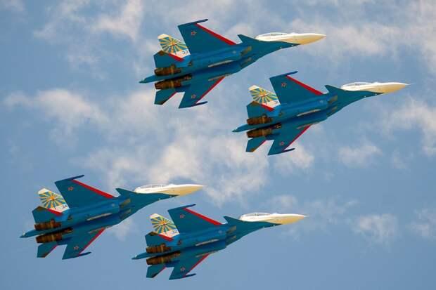 Гордость страны: легендарные «Стрижи» и «Русские витязи» отметили свое 30-летие