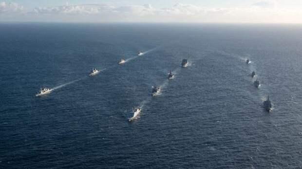 У берегов Норвегии начались учения НАТО по противоракетной обороне