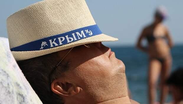 Власти Крыма ожидают увеличение турпотока на полуостров в предстоящий курортный сезон