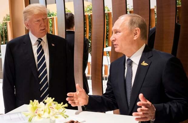 Трамп стремительно падает перед глазами у своих партнёров