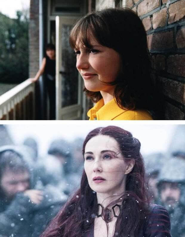 «Игра престолов»: Как выглядели актёры, до того, как попали в Вестерос