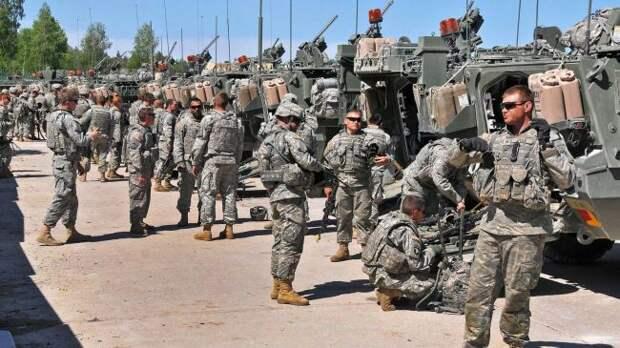 Выводить войска США изГермании слишком дорого— слушания вКонгрессе