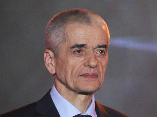 Онищенко попросил не называть рост числа заболевших коронавирусом «волнами»