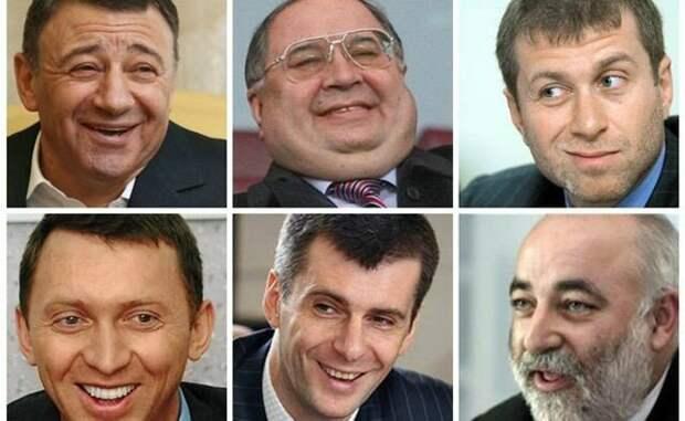 И неужели кто-то может думать, что вся эта братия может думать действительно о судьбе России. Или что их могут заботить проблемы зависимых от них людей.