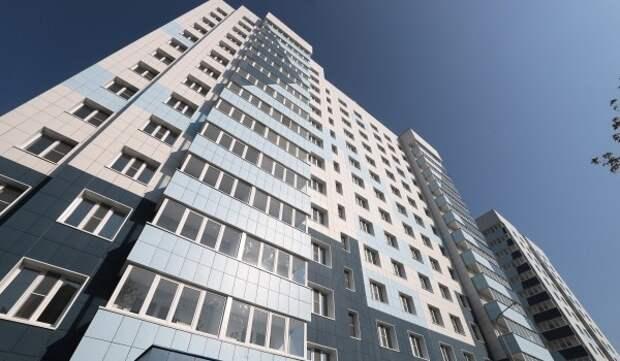 Первая новостройка в Щукино будет передана под заселение в середине текущего года